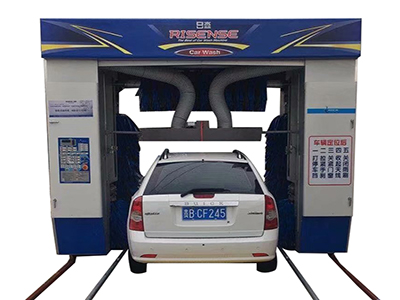 Rollover Car Wash Systems