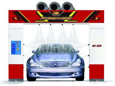 Automatic Car Wash Equipment Type HP-220
